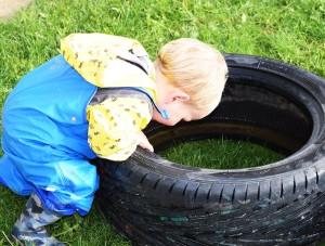 Chichester nursery curiosity