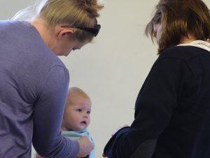 Chichester nursery parents support
